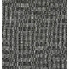 Metraj draperie tapiterie geometric BW Straton alb cu negru