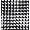 Metraj draperie si tapiterie geometric BW Acorn alb cu negru