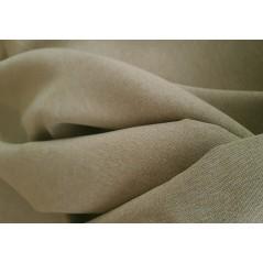 Metraj draperie simplu si elegant grej cu aspect natural
