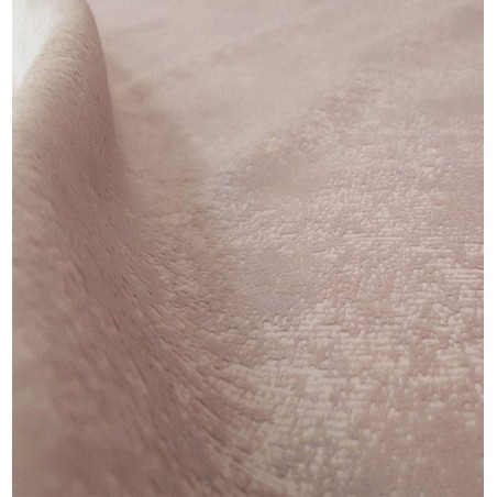 Metraj draperie si tapiterie din catifea texturata mov prafuit