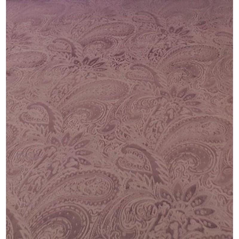 Metraj draperie si tapiterie catifea model stantat Bangkok mov prafuit