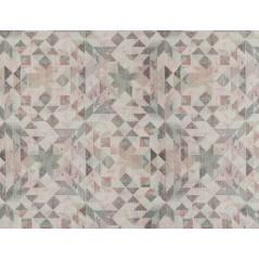 Metraj draperie si tapiterie model abstract in nuante pastelate!