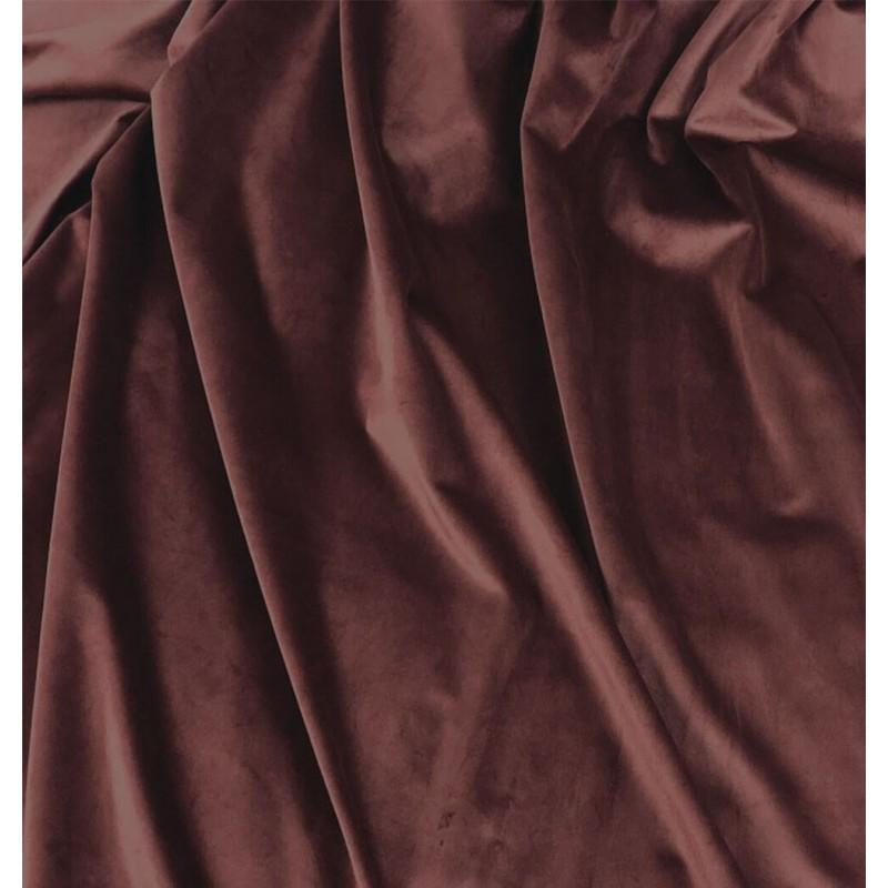 Metraj draperie catifea eleganta grena