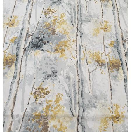 Metraj draperie moderna Silver Birch gri