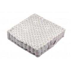 Perna podea model geometric bumbac Corosol natural