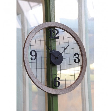 Ceas perete modern Handcraft Horloge diametru 40 cm
