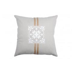 Pernuta decorativa cu imprimeu Chambord