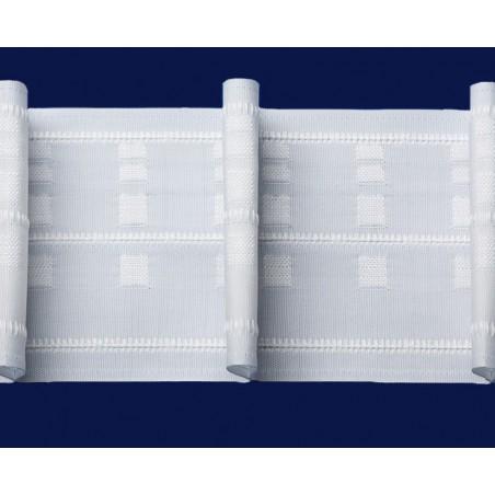 Rejansa panza cu 1 pliu pentru draperie, 10 cm latime
