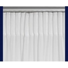 Rejansa transparenta cuta langa cuta sau creion pentru perdea, 10 cm latime