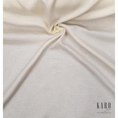Metraj draperie si tapiterie design clasic Moss ivoire uni