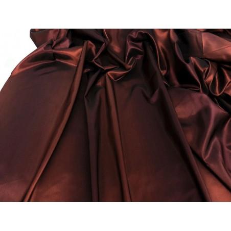 Metraj draperie cu model in relief Azur turcoaz