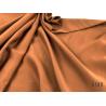 Metraj draperie blackout design simplu si elegant caramiziu