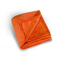 Patura pufoasa portocalie Cocoon