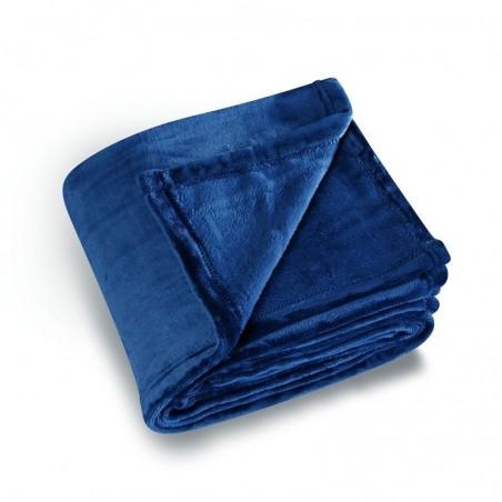 Patura fleece albastra Cocoon