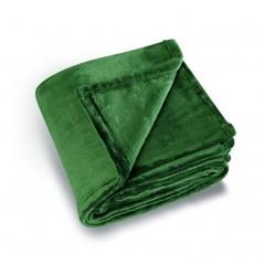 Patura fleece verde Cocoon
