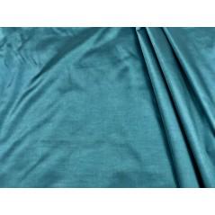 Material draperie tafta turcoaz inchis