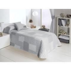 Cuvertura de pat pentru copii gri Cocese