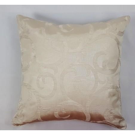 Set 2 perne decorative ecru