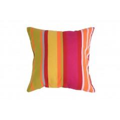 Perna decorativa dungi multicolore