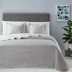 Set cuvertura de pat cu o...