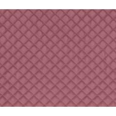 Perna decorativa din velur Barytin roz