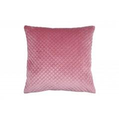 Perna decorativa din velur roz
