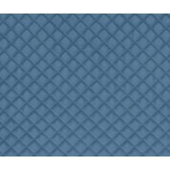 Perna decorativa din velur Baryton albastru
