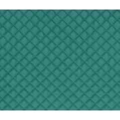 Perna decorativa din velur Baryton verde turcoaz