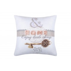 Perna decorativa bej Home...