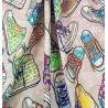 Metraj draperie copii si adolescenti cu bascheti Tahiti Newzapatillas
