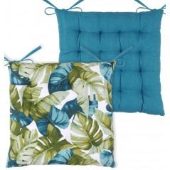 Perna scaun cu 2 fete frunze exotice Gardena