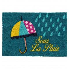 Covoras intrare cocos cu umbrela Parapluie