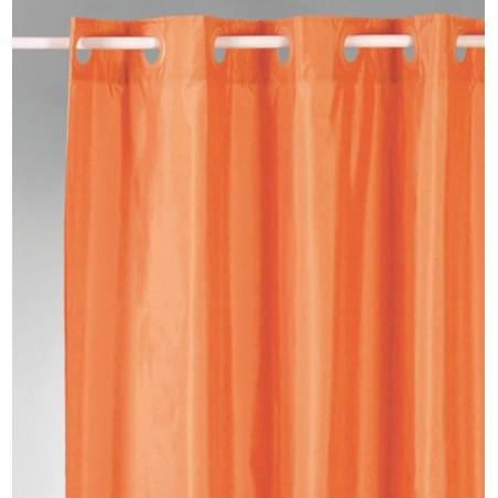Perdea de dus cu inele flexibile Magica Lisa portocaliu
