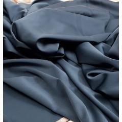 Metraj draperie blackout cu 2 fete Karo gri si bleumarin