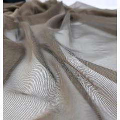 Metraj perdea simpla texturata Karo maro