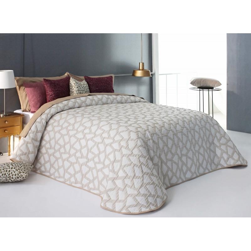 Cuvertura de pat moderna Oksan bej
