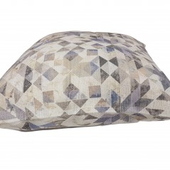 Perna decorativa cu model geometric Abstract Mix