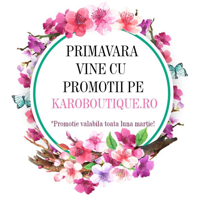 Promotie martie!